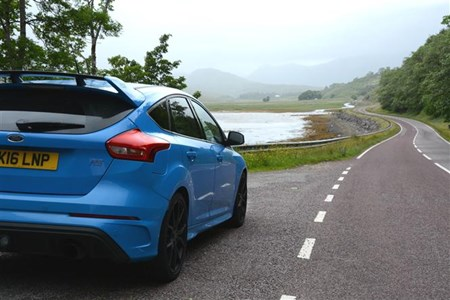Ford Focus RS long-term review | Parkers