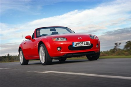 the 10 best fun sports car for £10k parkersmazda mx 5 the 10 best fun sports car for £10k