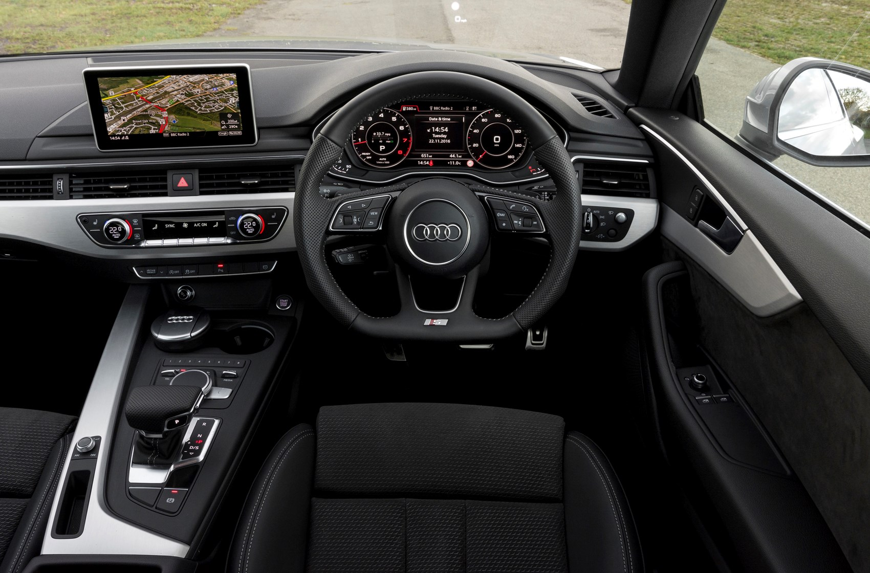 Audi a5 coupe 20 tdi multitronic review