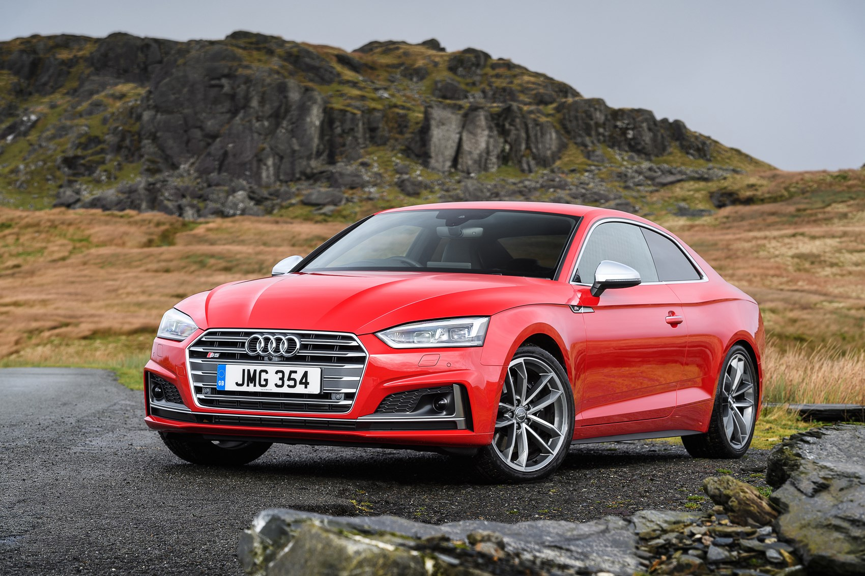 Audi A5 Coup 233 2016 Photos Parkers