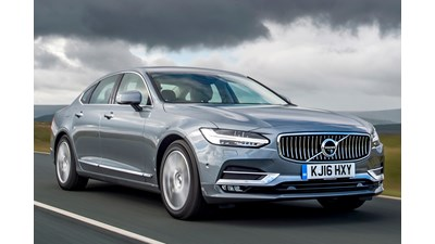 Volvo S90 Saloon Inscription Plus T8 Twin Engine AWD auto 4d