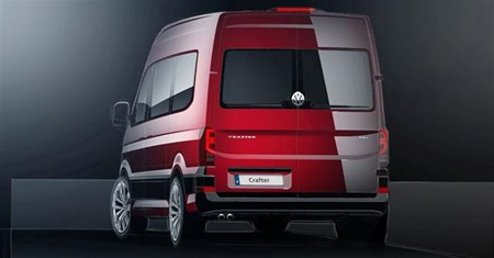 54c28f6090 This has already achieved Euro-6 emissions compliance in the current  generation of the Volkswagen Crafter
