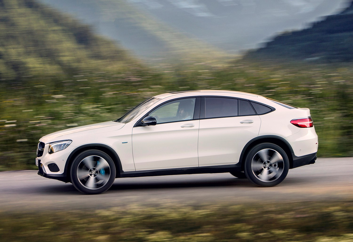mercedes-benz glc-class coupe review (2016 - ) | parkers