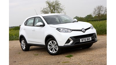 MG GS SUV Exclusive 1.5 TGI 5d
