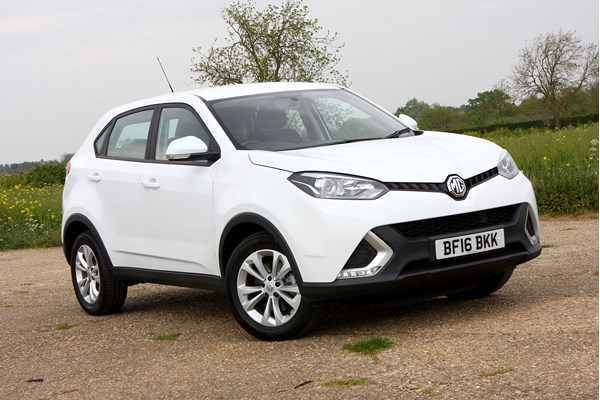 MG GS SUV review