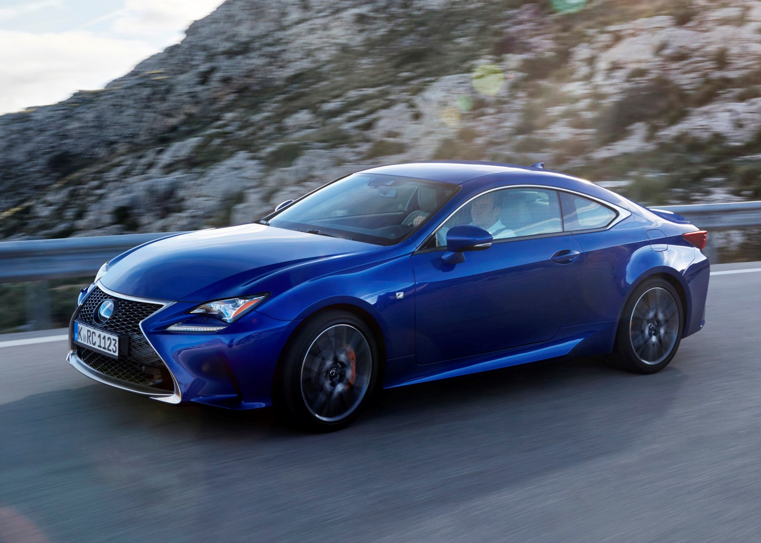 Lexus Rc Coupe 2015 Driving Amp Performance Parkers