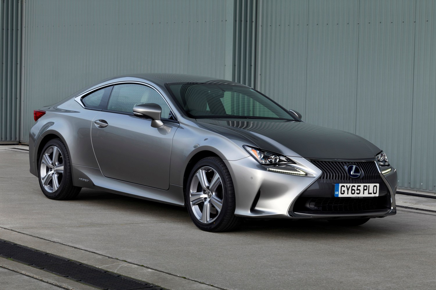 Lexus Rc Coupe Review 2015 Parkers
