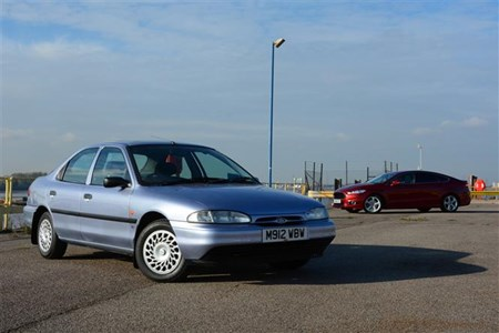 Ford Mondeo: fond farewell?   Parkers