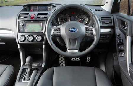 Road test: Subaru Forester 2 0 XT 5d Lineartronic 2013MY | Parkers