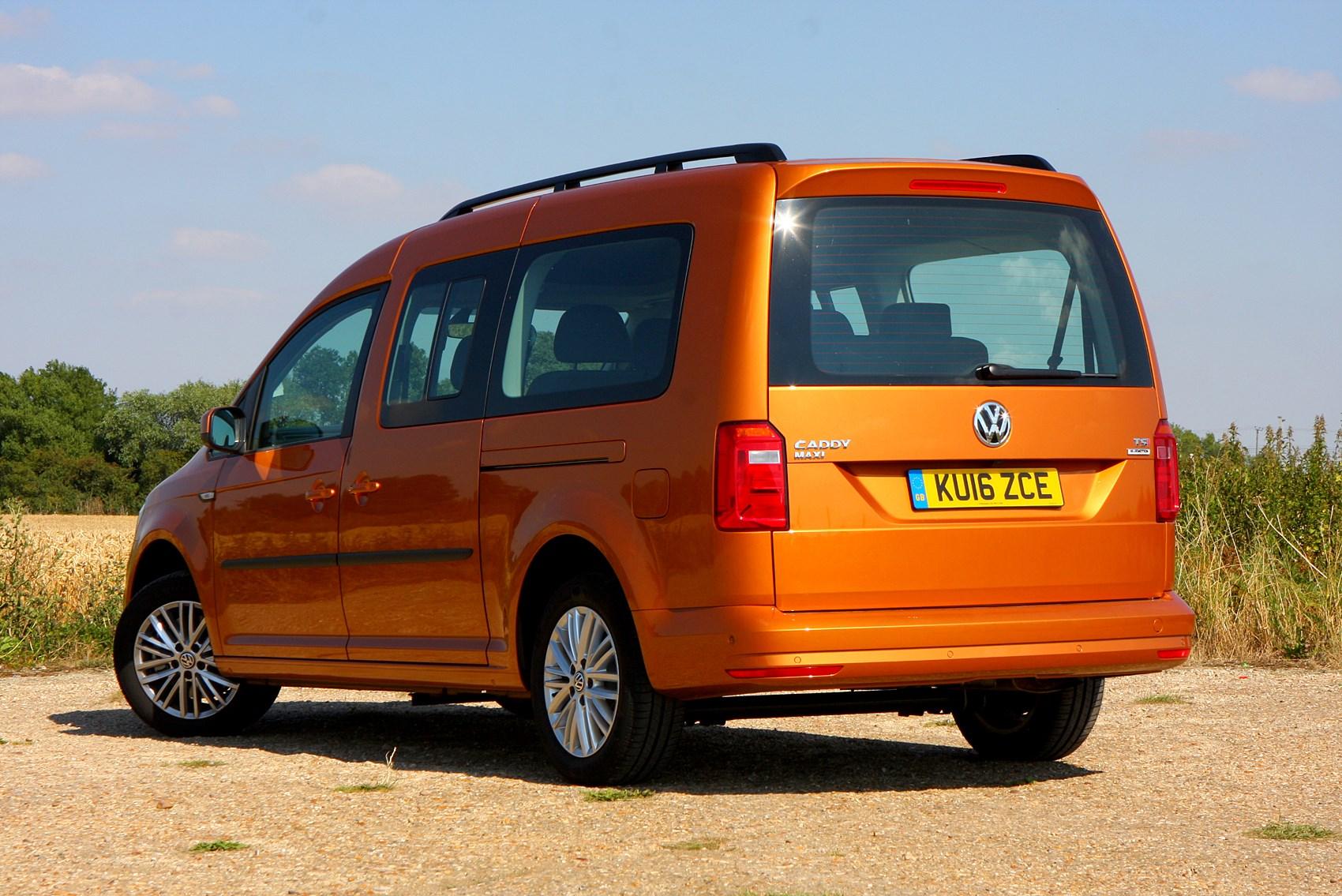 volkswagen caddy review maxi life 4motion dsg reviews. Black Bedroom Furniture Sets. Home Design Ideas