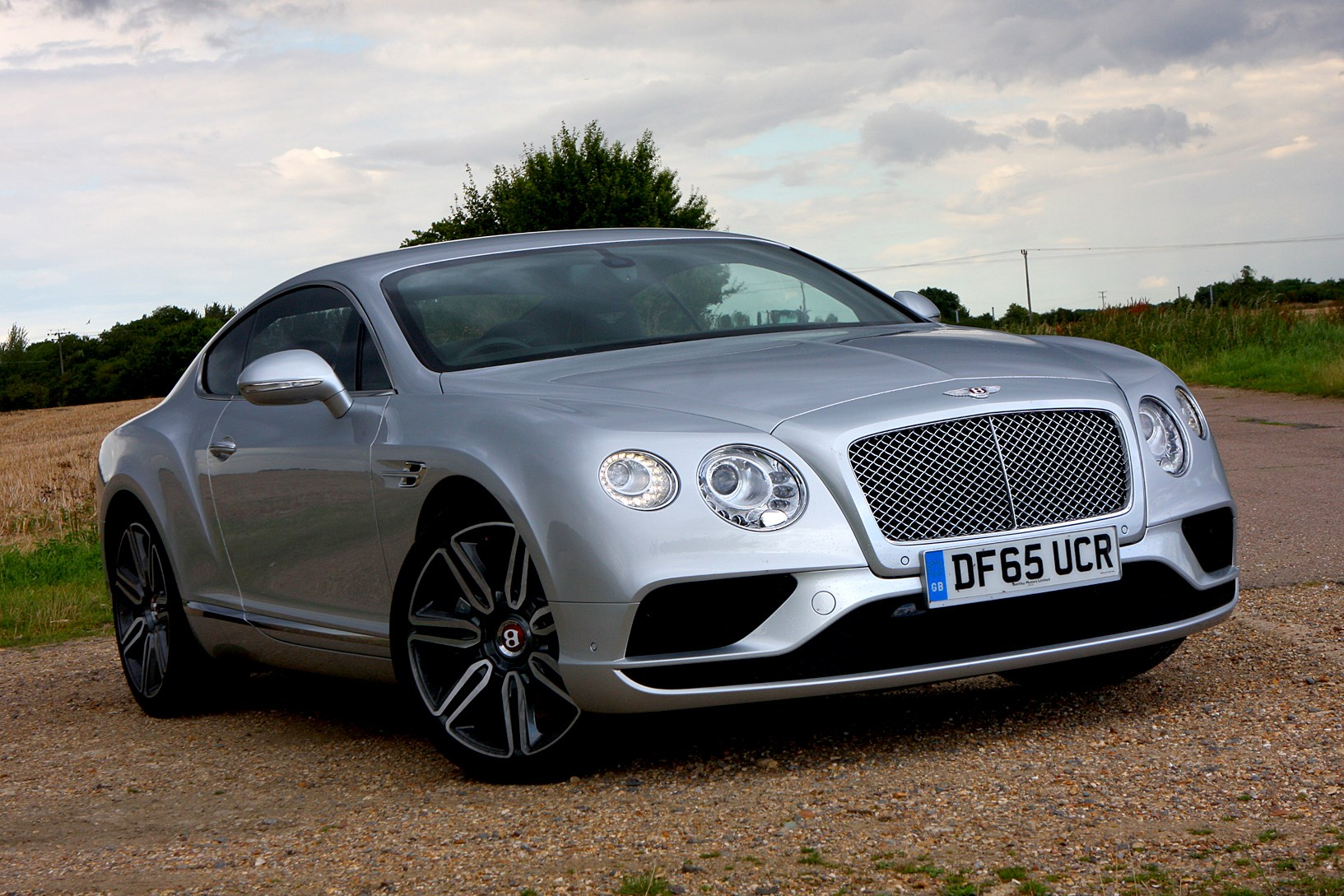 bentley continental gt coupe 2012 photos parkers. Black Bedroom Furniture Sets. Home Design Ideas