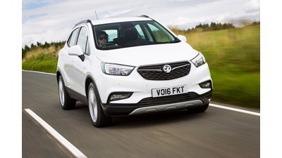 Vauxhall Mokka X Elite Nav 1.6CDTi (136PS) S/S Ecotec BlueInjection FWD 5d