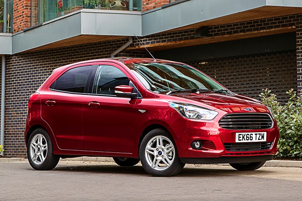 ford ka plus from 2016 used prices parkers. Black Bedroom Furniture Sets. Home Design Ideas