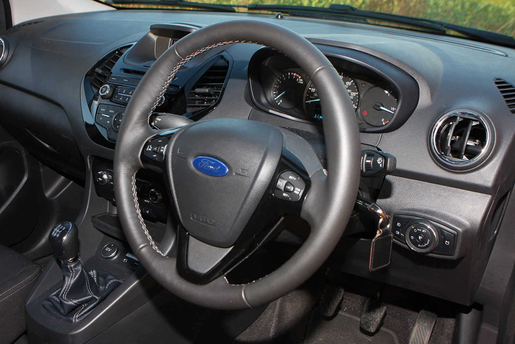Ford Ka Plus Interior Steering Wheel By Ford Ka Plus Review  Parkers