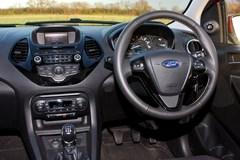 Ford  Ka Plus Main Interior