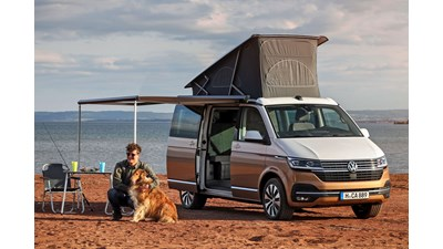 Volkswagen California Estate Ocean 2.0 TDI 199PS DSG auto 5d