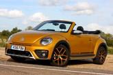 VW 2016 Beetle Dune Cabriolet