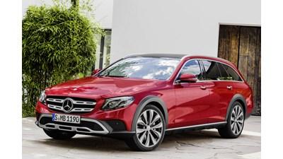 Mercedes-Benz E-Class All-Terrain E 400 d 4Matic All-Terrain Edition 9G-Tronic Plus auto 5d