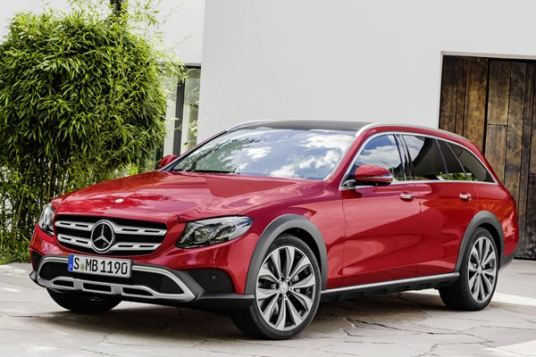 Mercedes-Benz E-Class All-Terrain (2017 onwards) Used Prices