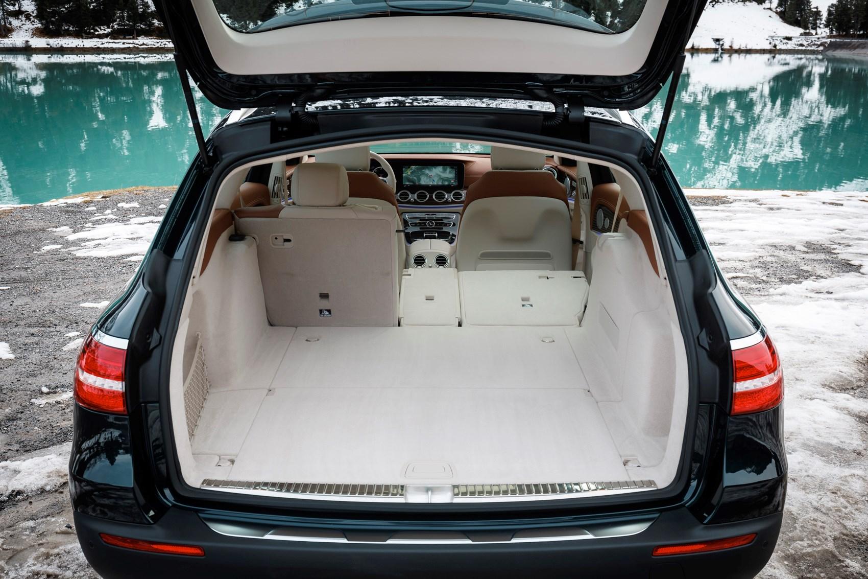 Mercedes benz e class all terrain 2017 features for Mercedes benz e class accessories