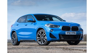 BMW X2 SUV sDrive18i SE Double Clutch auto 5d