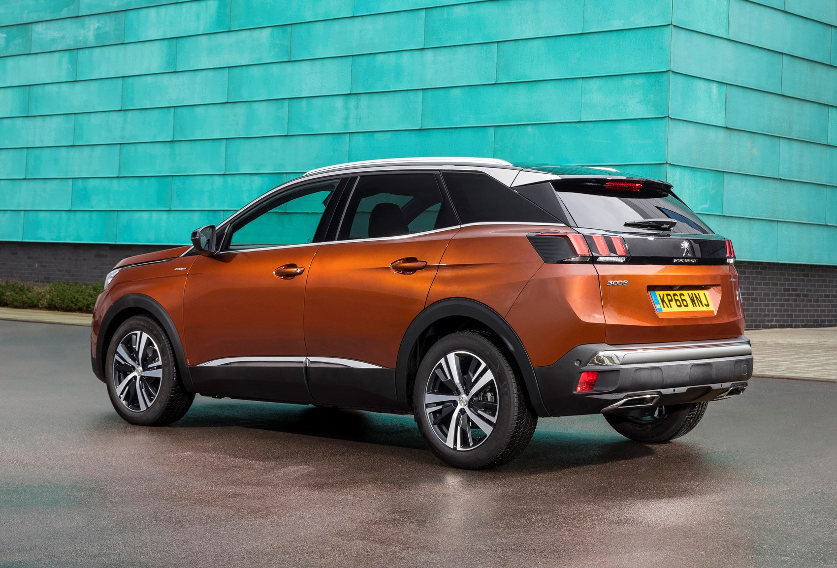 Lease A Suv >> Peugeot 3008 SUV (2016 - ) Photos | Parkers