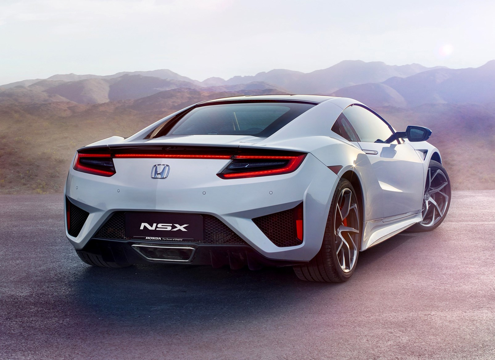 honda nsx coupe review 2016 parkers. Black Bedroom Furniture Sets. Home Design Ideas