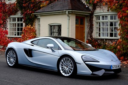 mclaren car tax uk | mclaren road tax calculator | parkers