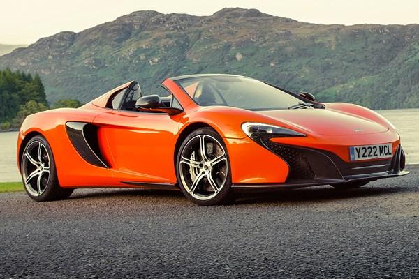 McLaren 2016 650 Spider