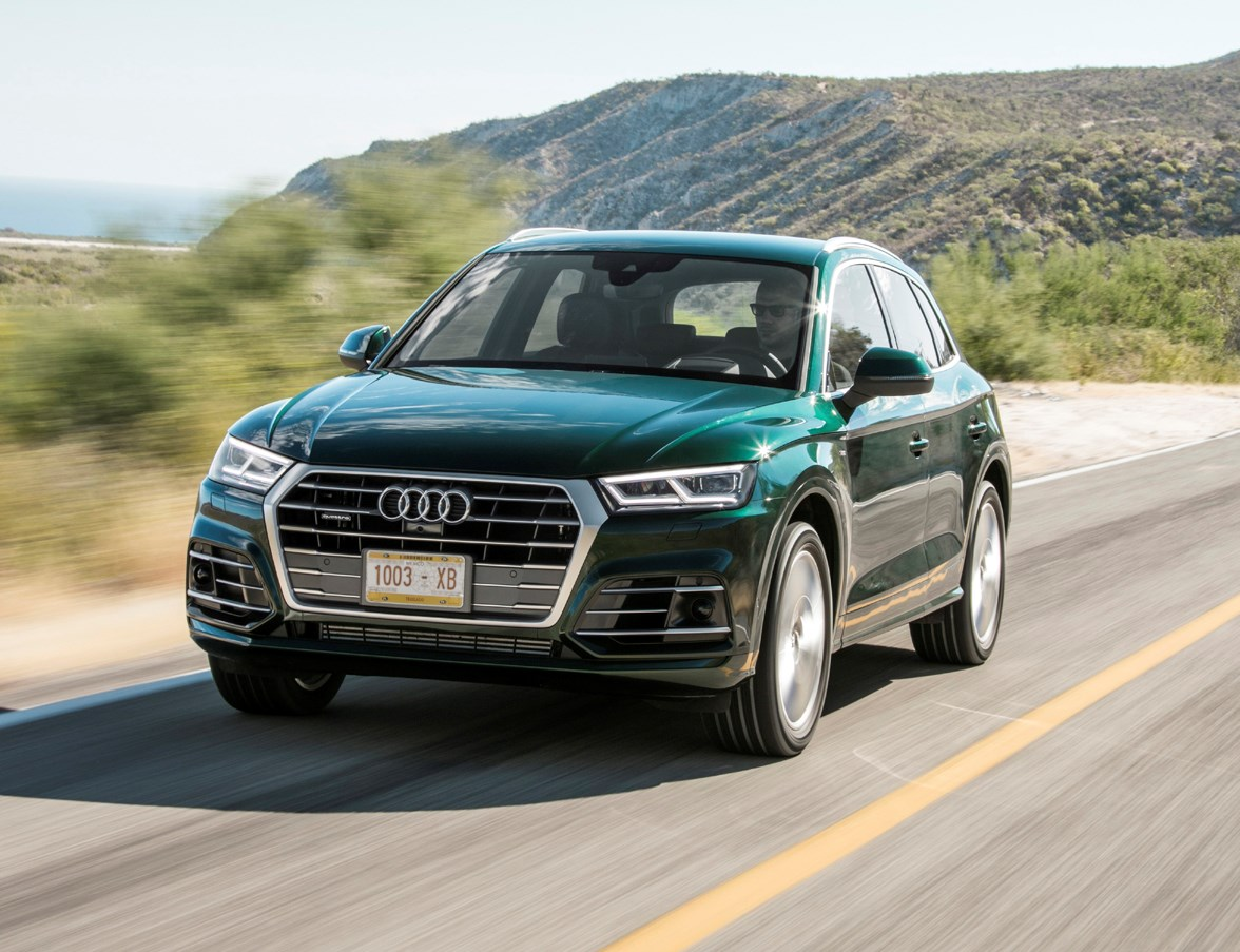 Audi Q5 Lease >> Audi Q5 SUV (2016 - ) Photos | Parkers