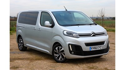 Citroen SpaceTourer MPV Feel M BlueHDi 180 S&S EAT8 auto (8-seat) 5d