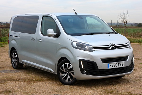 Citroën SpaceTourer MPV (2016 onwards) Used Prices