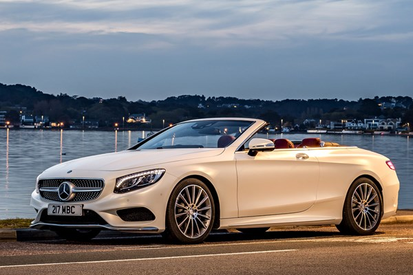 Mercedes-Benz S-Class Cabriolet (2016 onwards) Used Prices