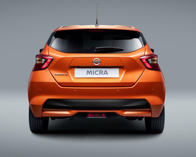 nissan micra hatchback  2017
