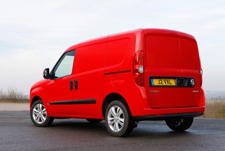 14ab87f4f3 Vauxhall Combo mpg. The current Vauxhall Combo is the same van as the Fiat  Doblo Cargo ...
