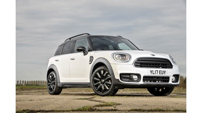 MINI Countryman SUV John Cooper Works (Navigation Plus Pack) Sport Automatic 5d
