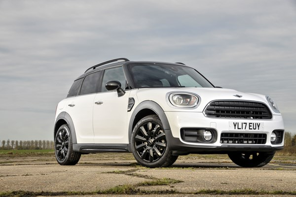 MINI Countryman SUV (17 on) - rated 4.1 out of 5