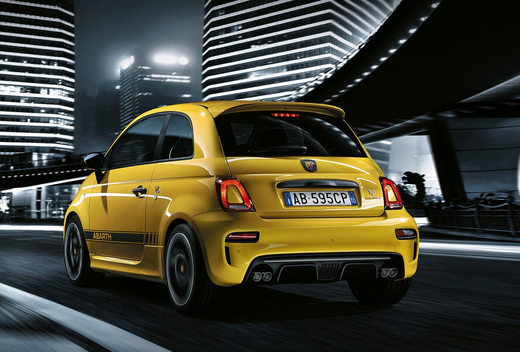 Abarth 595 Hatchback (2012 - ) Photos | Parkers