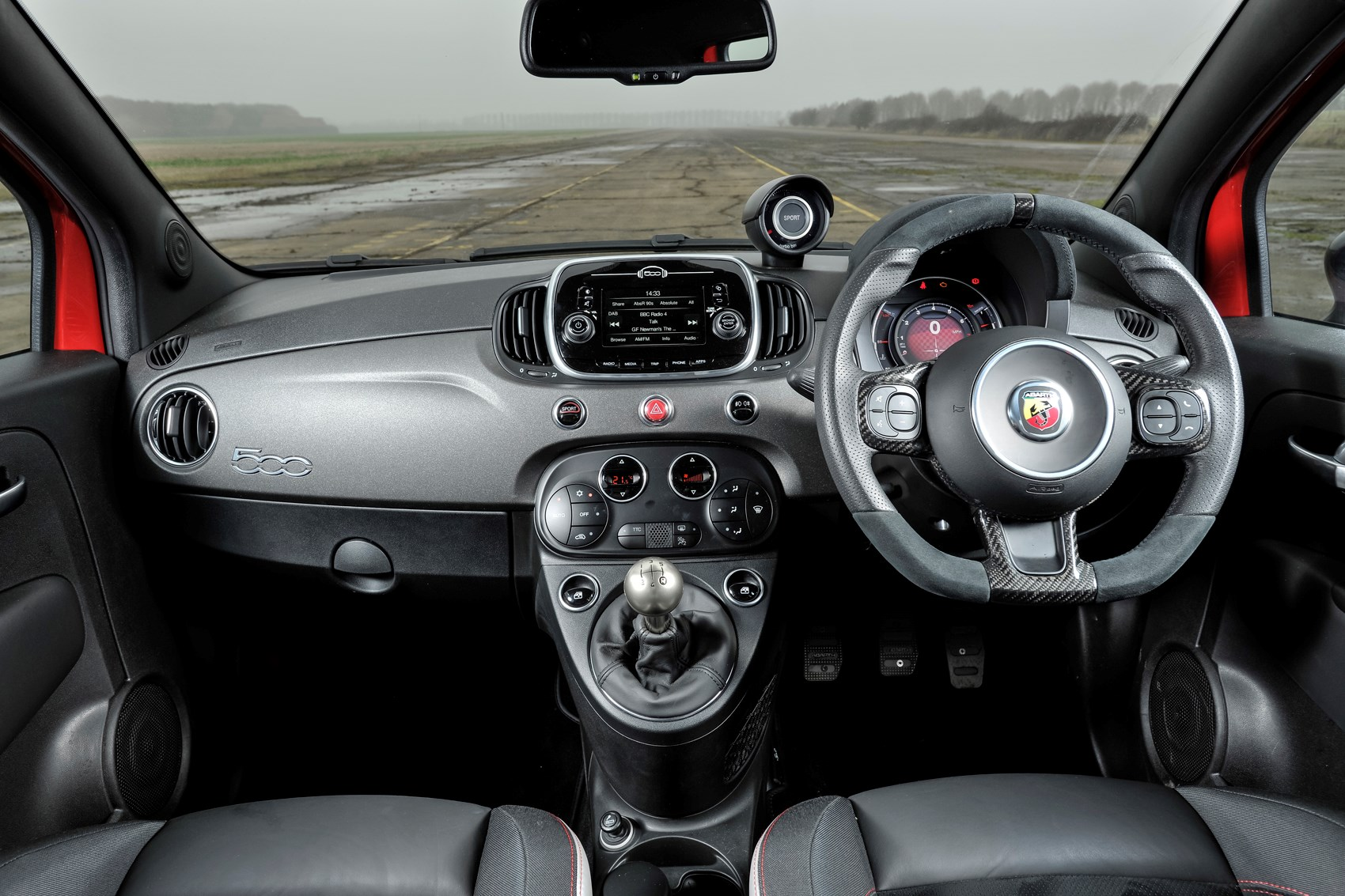 Abarth 595 Hatchback 2012 Photos Parkers