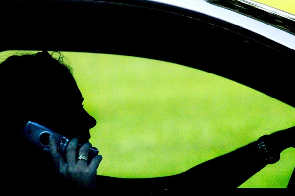 £200 and six points for using your mobile phone while driving
