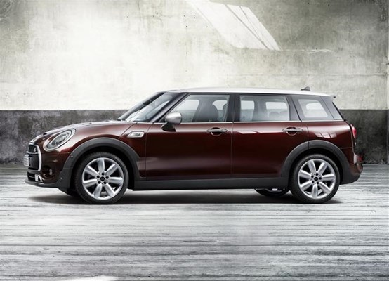 All New Mini Clubman Unveiled Parkers