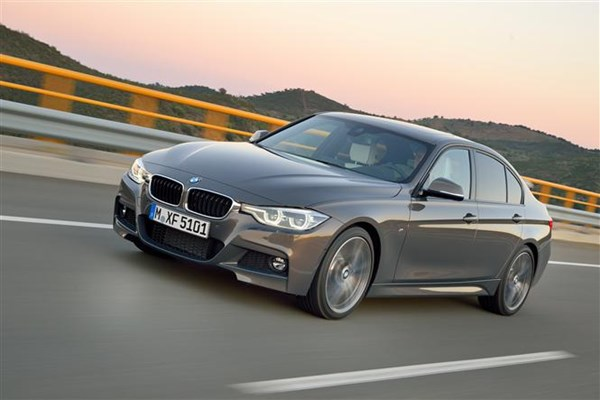 BMW Series Revised For Parkers - 2015 new bmw