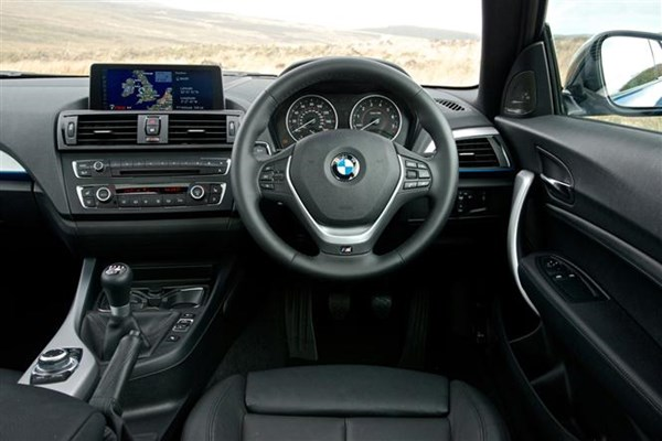 BMW sat-nav