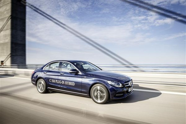 The New C350 Pug In Hybrid