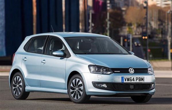 Order books open for first ever petrol vw polo bluemotion parkers new polo bluemotion publicscrutiny Gallery
