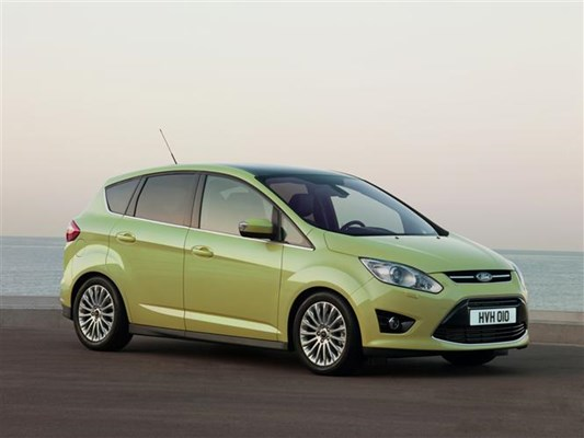 Which Company Car Ford C Max Is Best