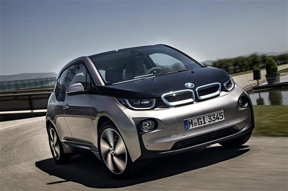 Bmw Unveils First Electric Car Parkers