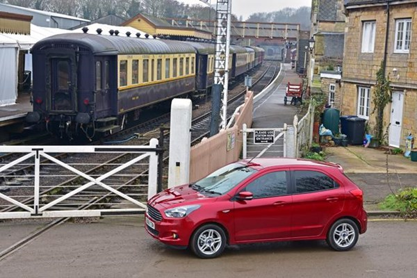 Car vs Train - there's no contest!