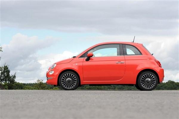 Fiat 500 finance offer