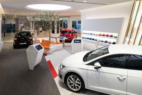 Car showroom